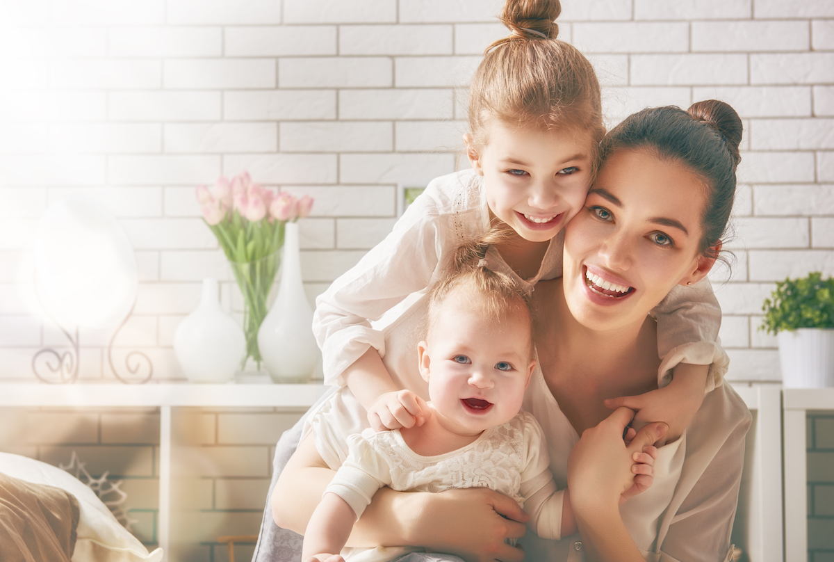 5 Types of Moms: Which One Are You?