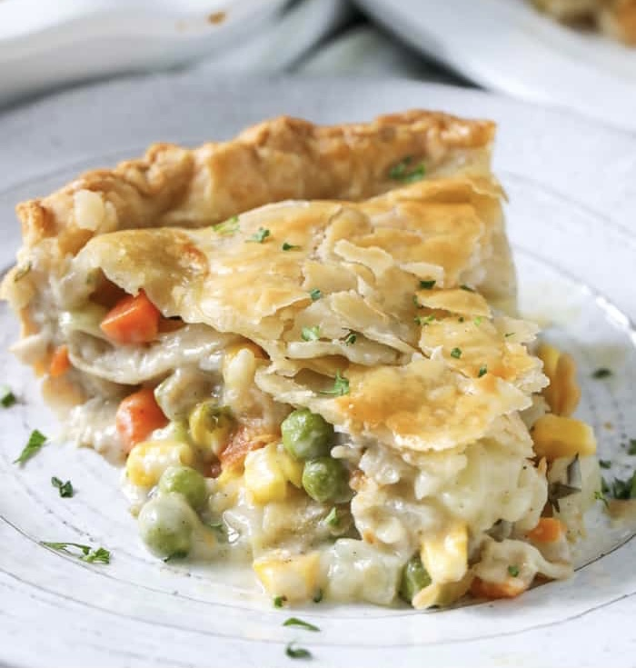 Delicious Leftover Turkey Pot Pie Recipe