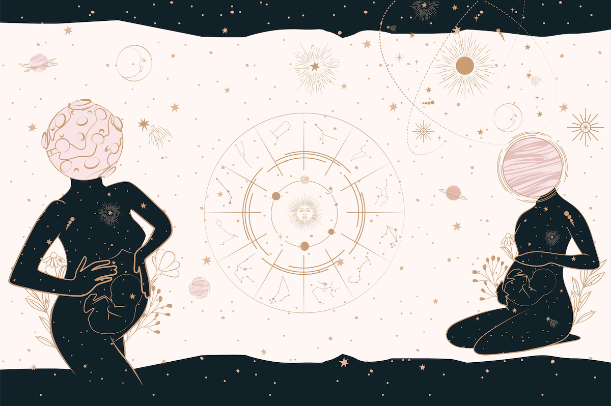 3 Zodiac Signs That Make the Best Moms