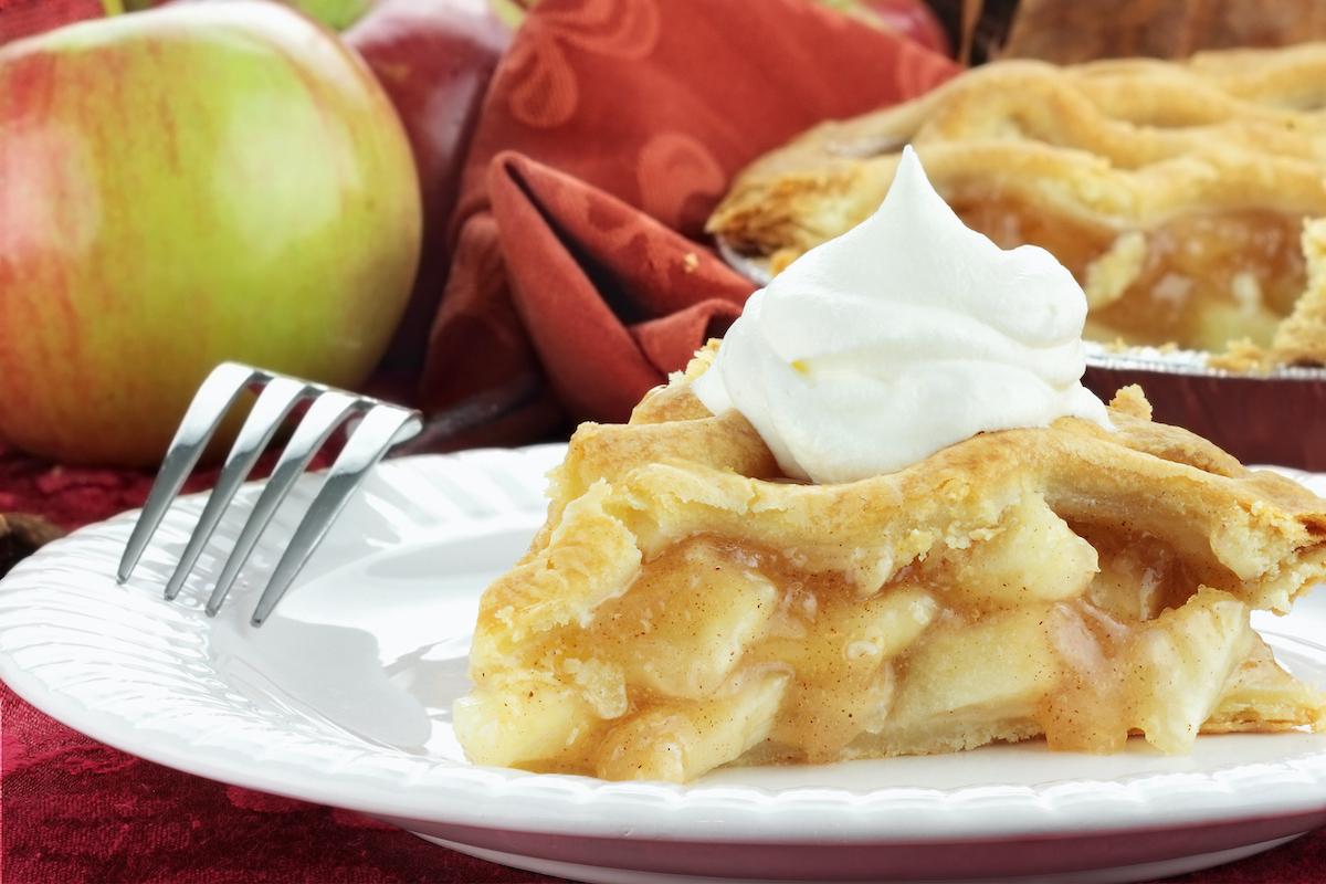 Grandma's Scrumptious Family Favorite Toffee Apple Pie Recipe