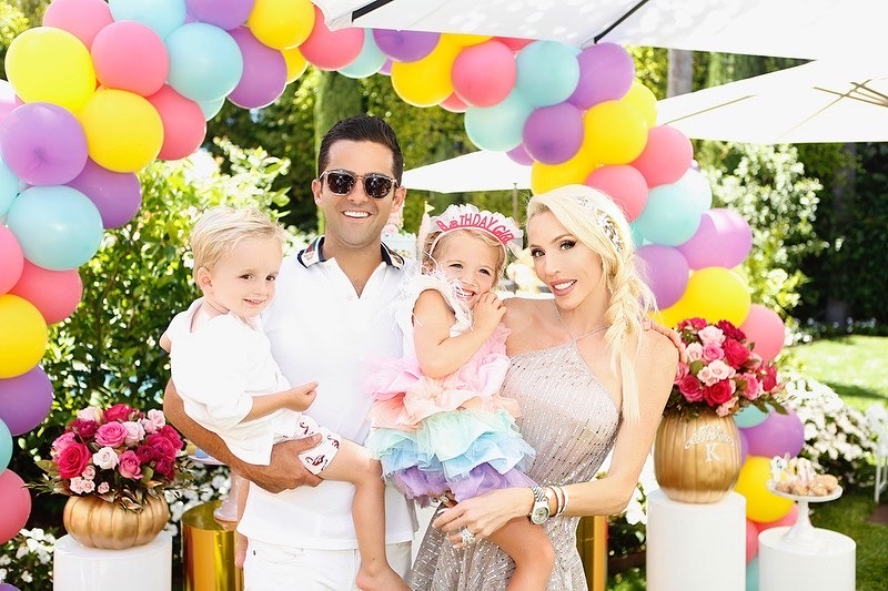 Casey Beau Brown And Family 2