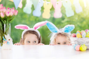 healthy easter candy for children