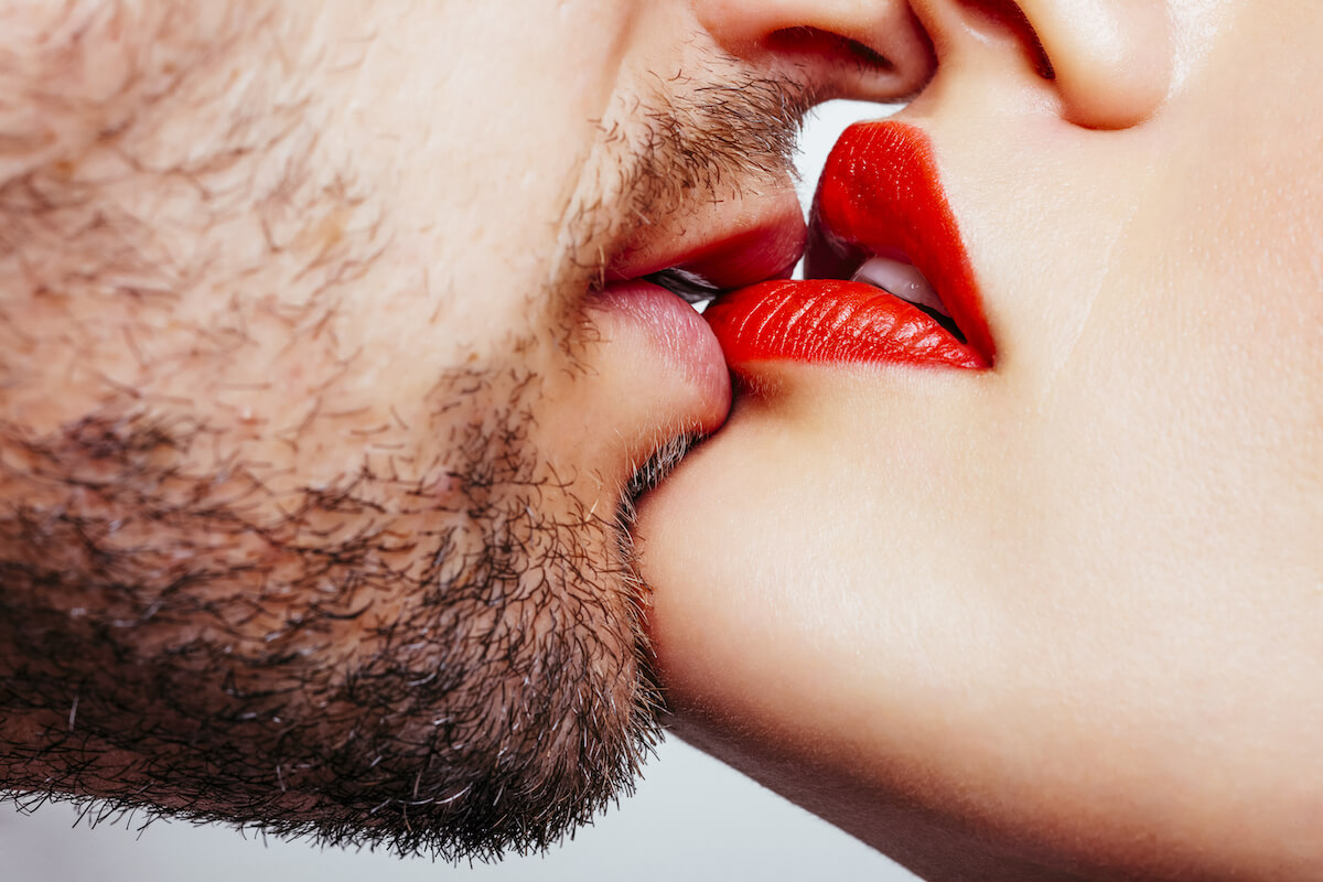how to transform your kiss