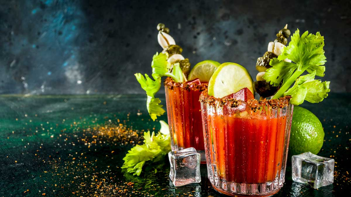 My Quick and Easy Bloody Mary Recipe
