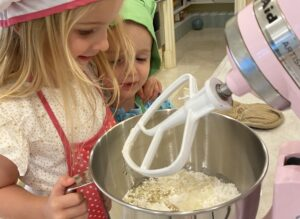 Luvey Kids Cooking