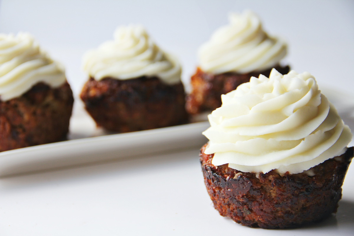 Casey's Delicious Meatloaf Cupcake Recipe