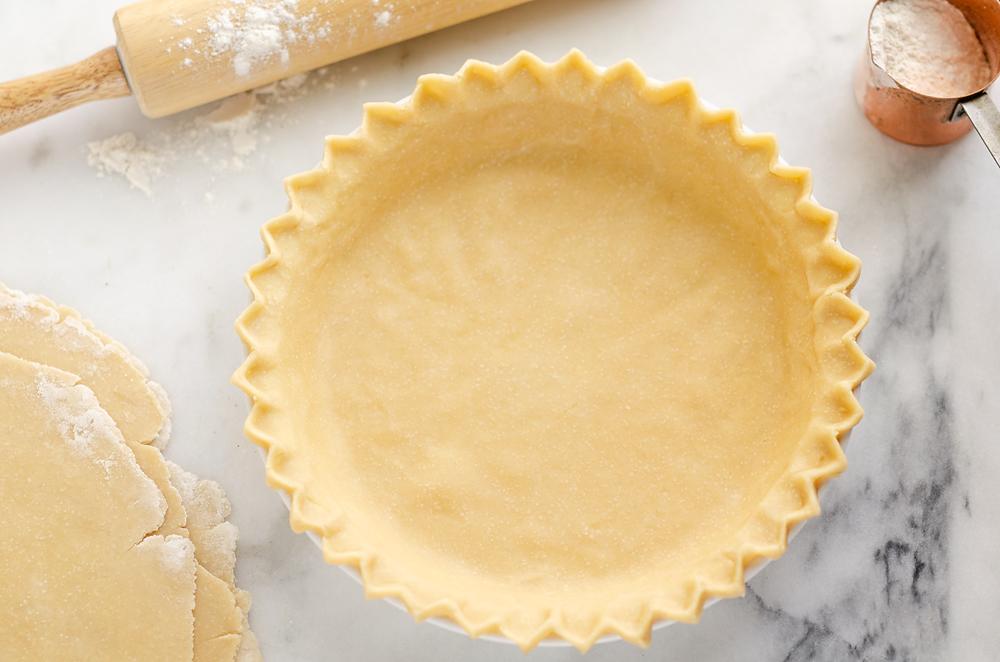 Quick, Delicate & Delicious Pie Crust Recipe Anyone Can Make