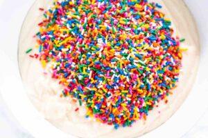Sprinklecake Batter