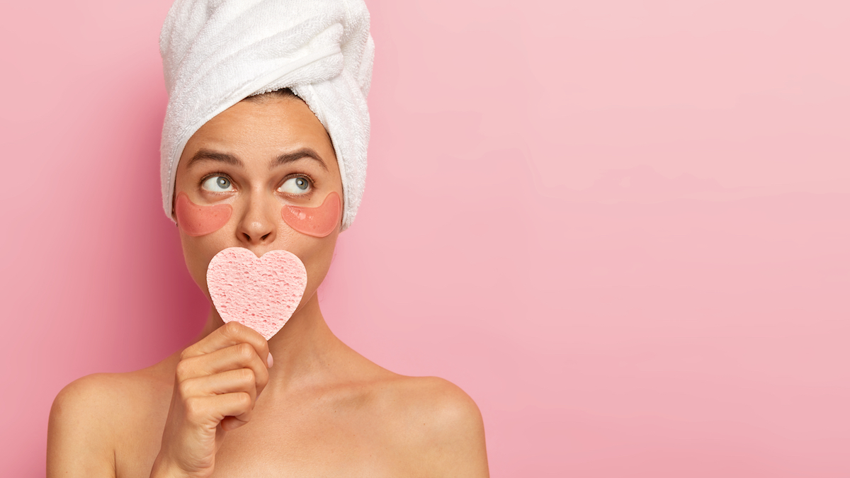DIY Under Eye Treatment that Plumps and Reduces Wrinkles