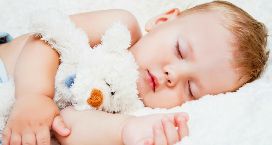 The Secret to Getting Your Little One to Sleep Peacefully