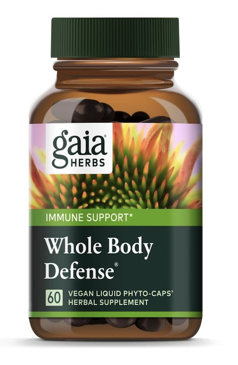 Whole Body Defense Supplement